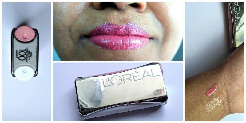 Loreal Infallible Lip Colour Azalea