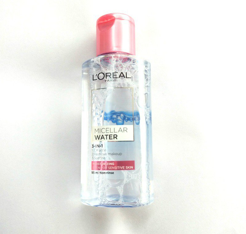 Loreal Paris 3 in 1 Moisturizing Micellar Water