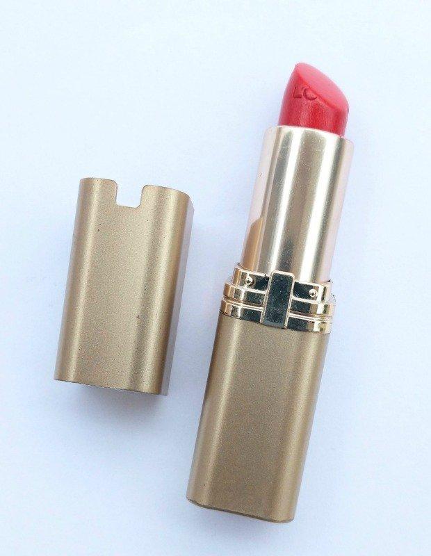 Loreal Paris Color Riche True Red Lipstick 315 2