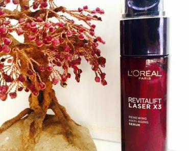 Loreal Paris Revitalift Laser X3 Renewing Anti Ageing Serum