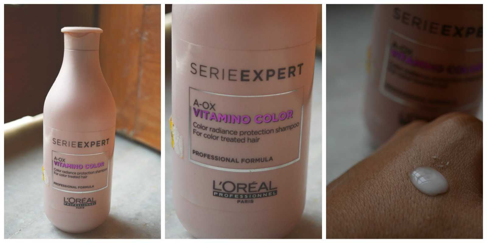 Loreal Professionnel Color Protection Shampoo Great If