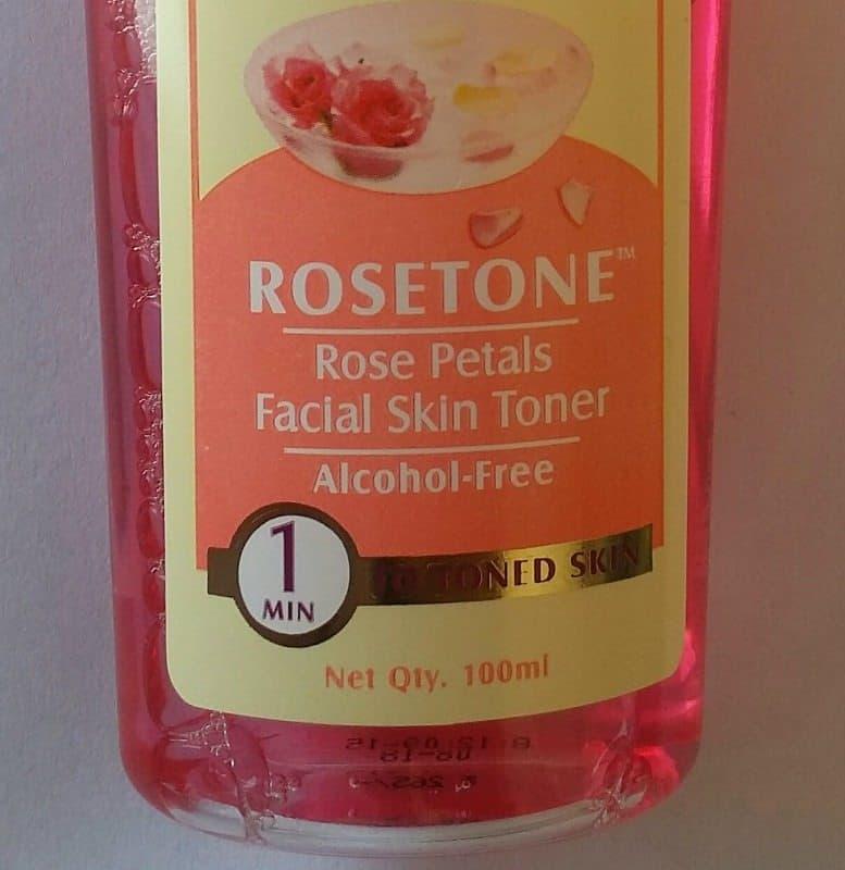 Lotus Herbals Rosetone Facial Skin Toner 1