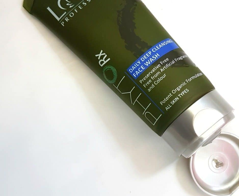 Lotus Professional Phtyo-Rx Daily Deep Cleansing Face Wash Review 3