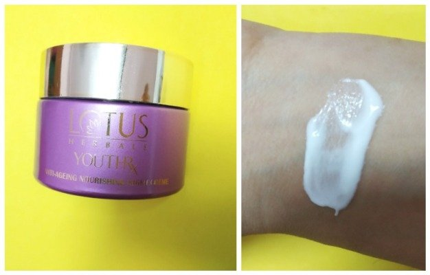 Lotus YouthRx Anti Ageing Nourishing Night Creme