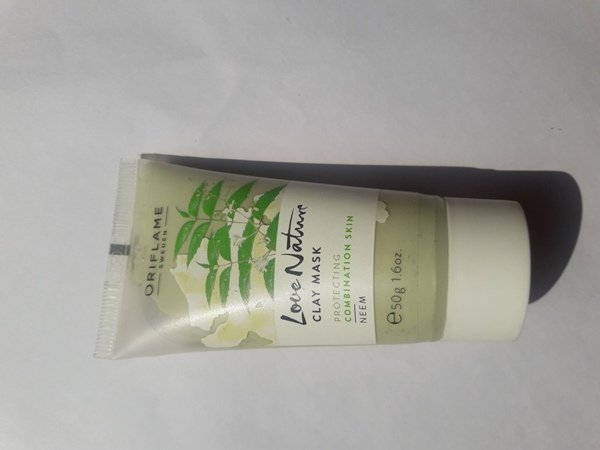 Love Nature Clay Mask Neem Review (1)