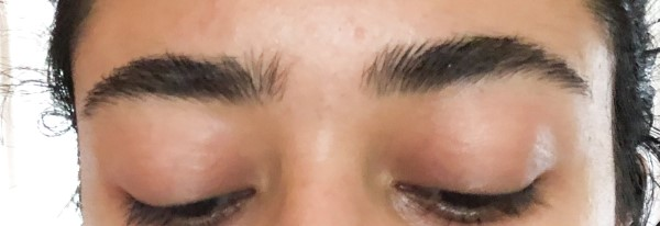 MAC Brow Set Clear Color-Free Review 2