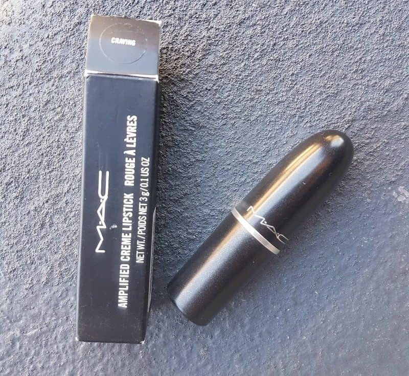 MAC Craving Amplified Lipstick