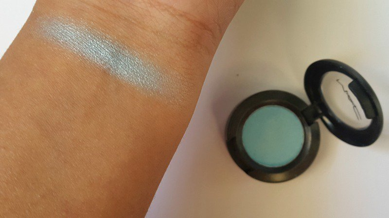 MAC Electric Eel Eye Shadow 3