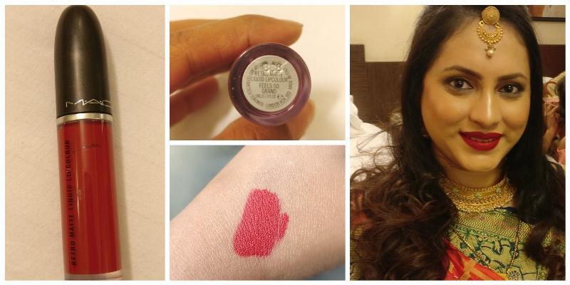 MAC Feels So Grand Retro Matte Liquid Lipstick Review + Swatches