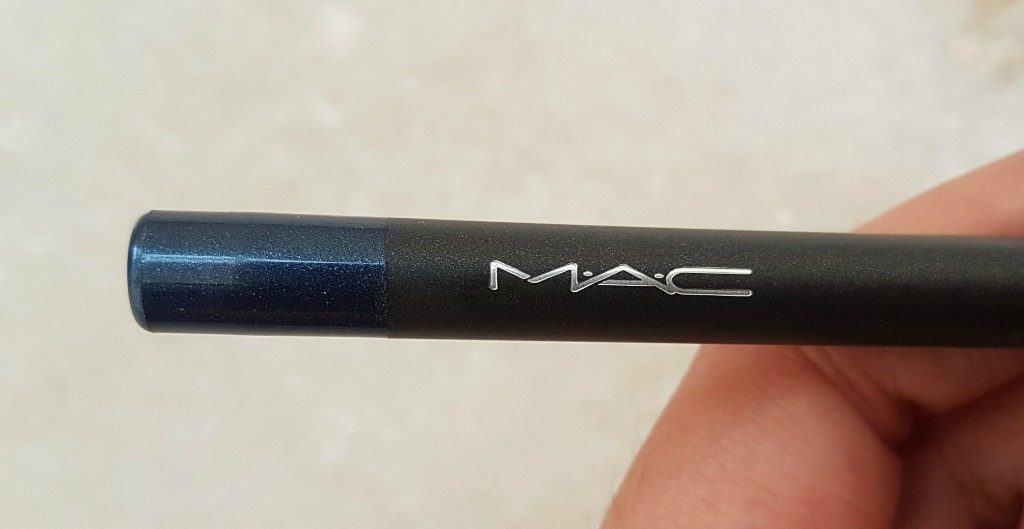 MAC Pearlglide Intense Eye Liner Petrol Blue 1