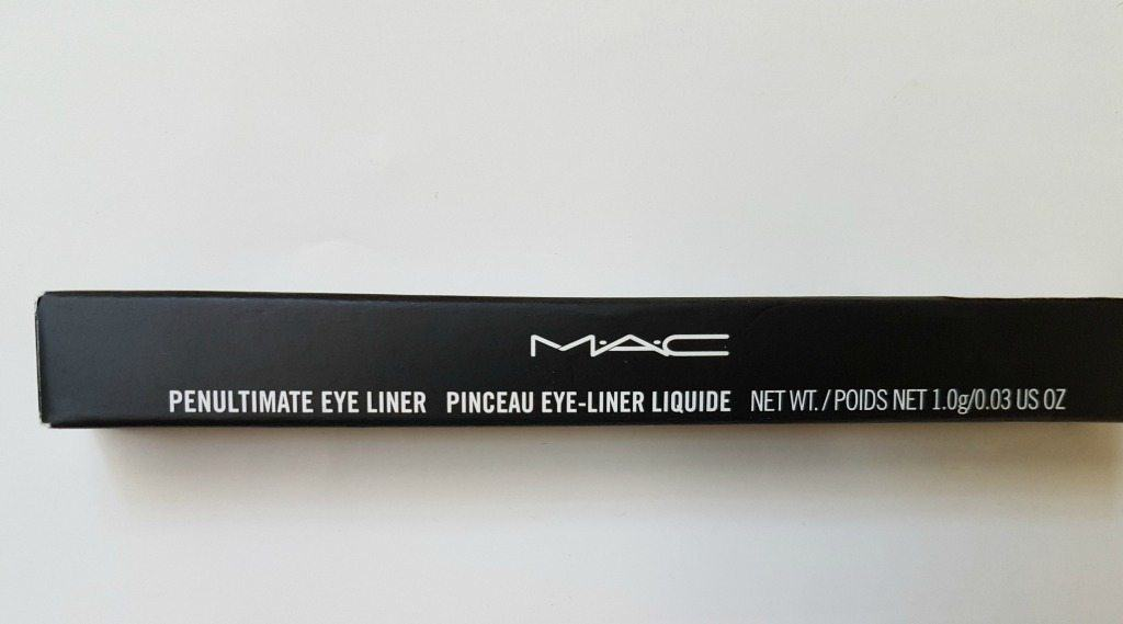 MAC Penultimate Eye Liner Rapid Black
