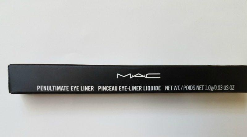 MAC Penultimate Eye Liner Rapid Black