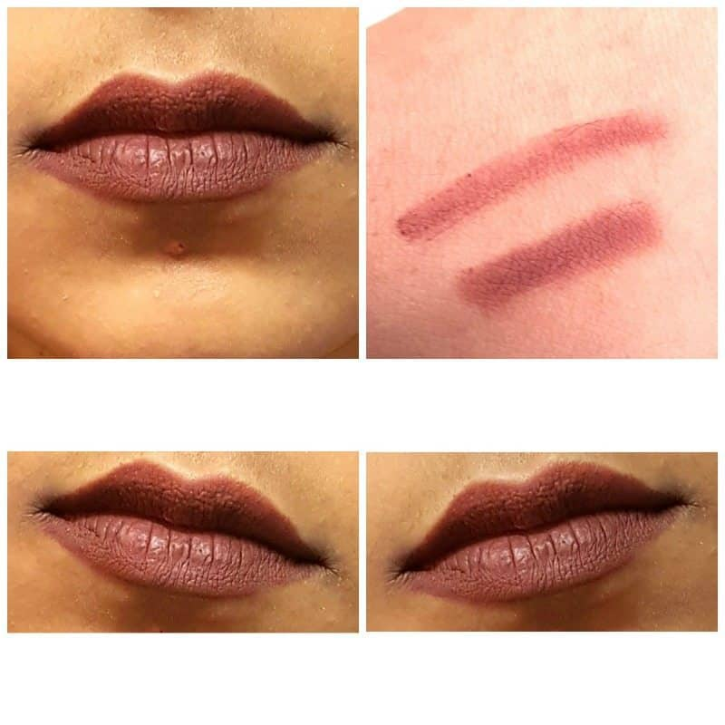 MAC Plum Lip Pencil 5