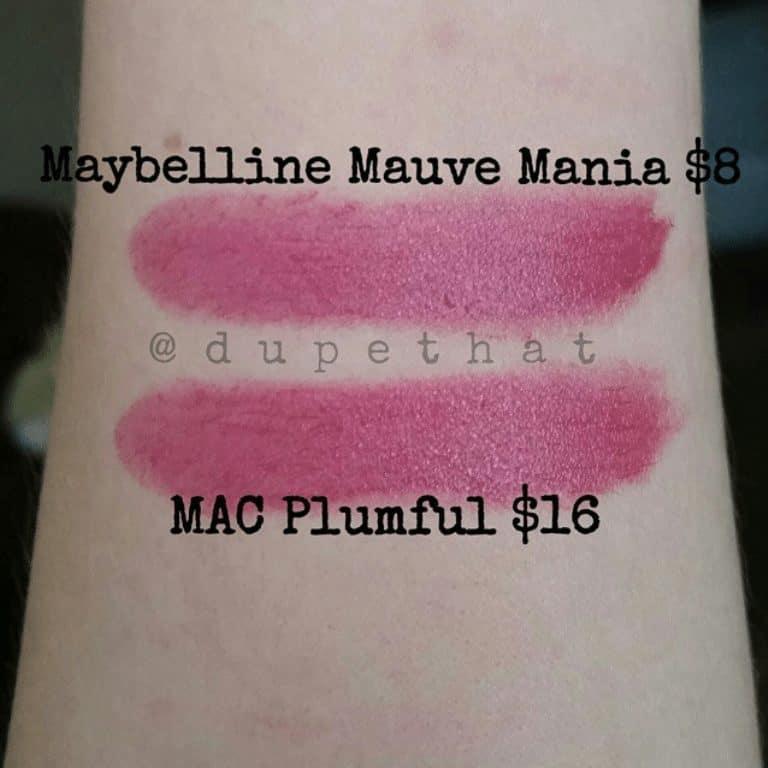 MAC Plumful dupes 1