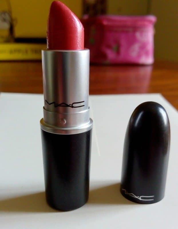 MAC Pretty Boy Cremesheen Lipstick 2