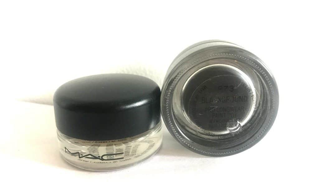 Mac pro longwear paint pot blackground review for Mac pro longwear paint pot painterly