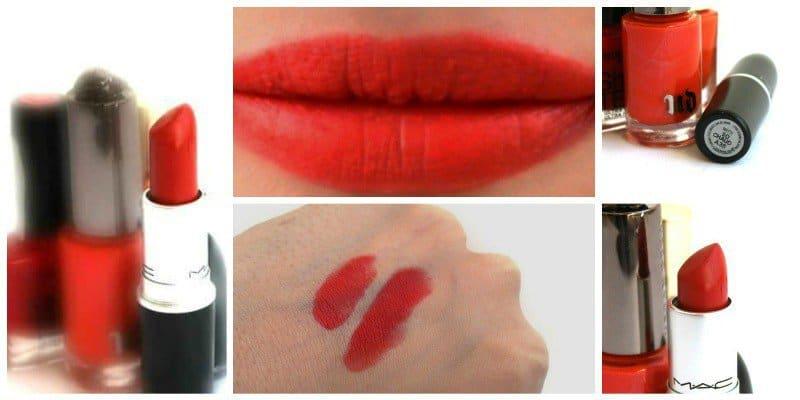 MAC So Chaud Lipstick