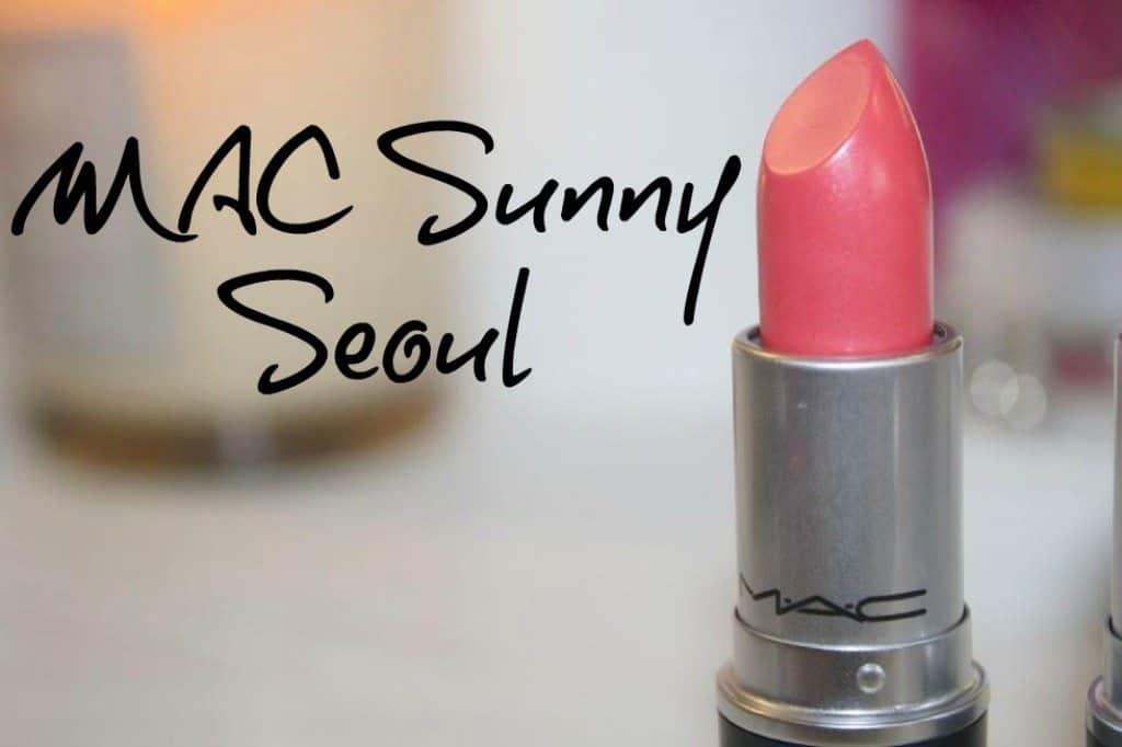 MAC Sunny Seoul Dupes 2
