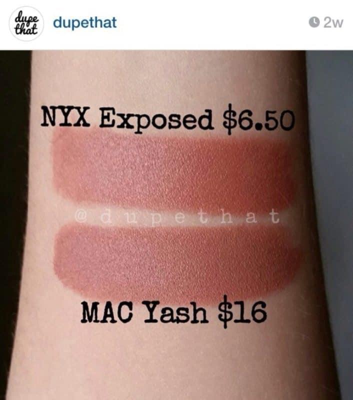 MAC Yash Dupes 1