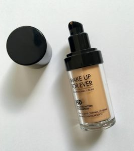 Makeup Forever HD Foundation 3