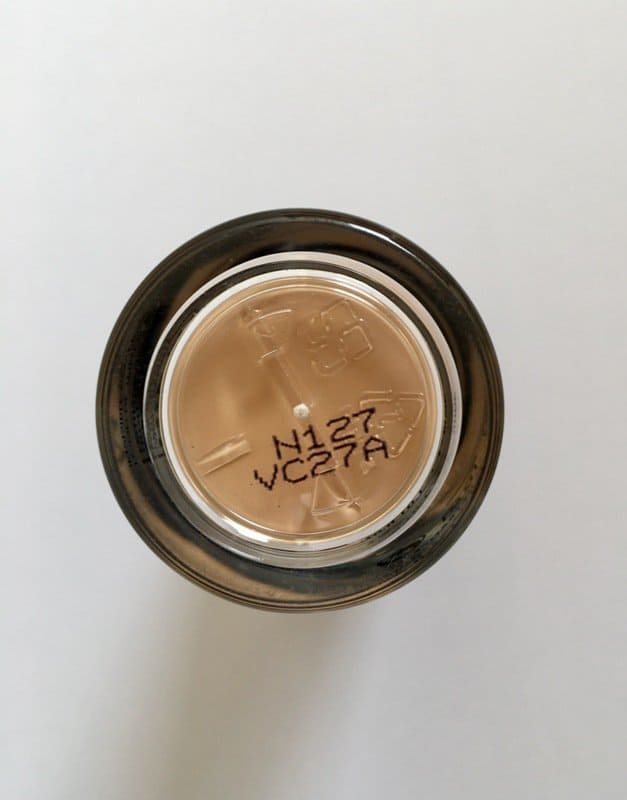Makeup Forever HD Foundation  4