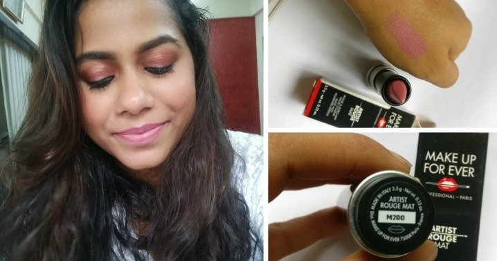Makeup Forever M200 Artist Rouge