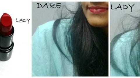 Makeup Revolution Amazing Lipstick Lady and Dare Review