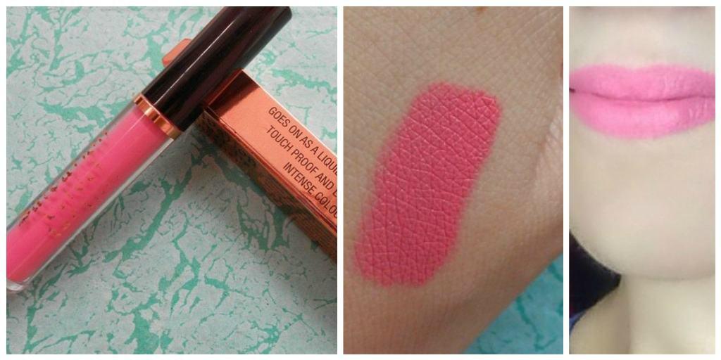 Makeup Revolution Lipstick Salvation Lip Lacquer What I Believe