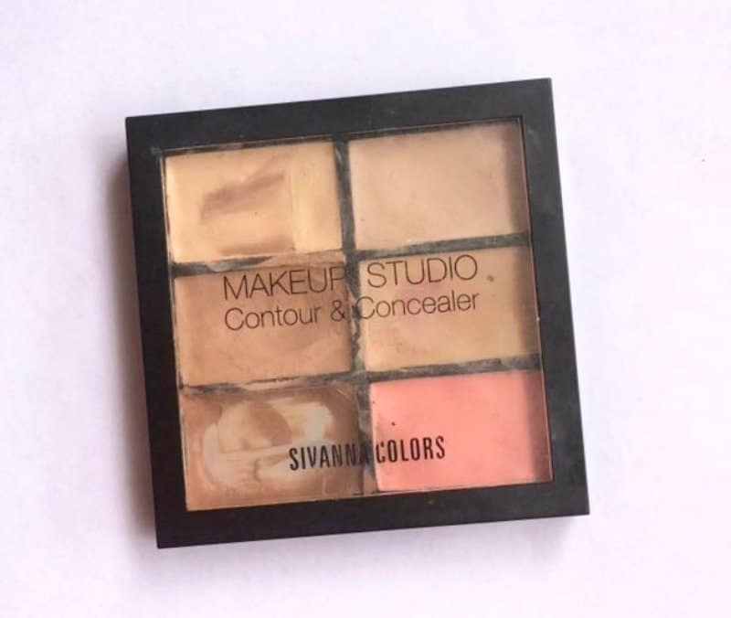 Makeup Studio Contour Palette