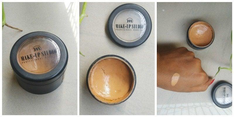Makeup Studio Face It Cream Foundation Carribean