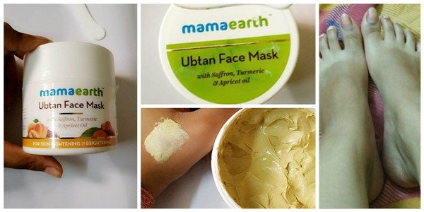Mamaearth Ubtan Face Mask Review