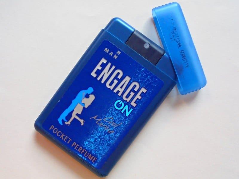 Man Engage On Cool Marine Pocket Perfume