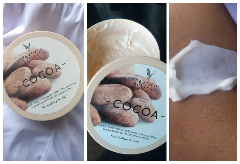 Marks & Spencer's Cocoa Body Butter Review