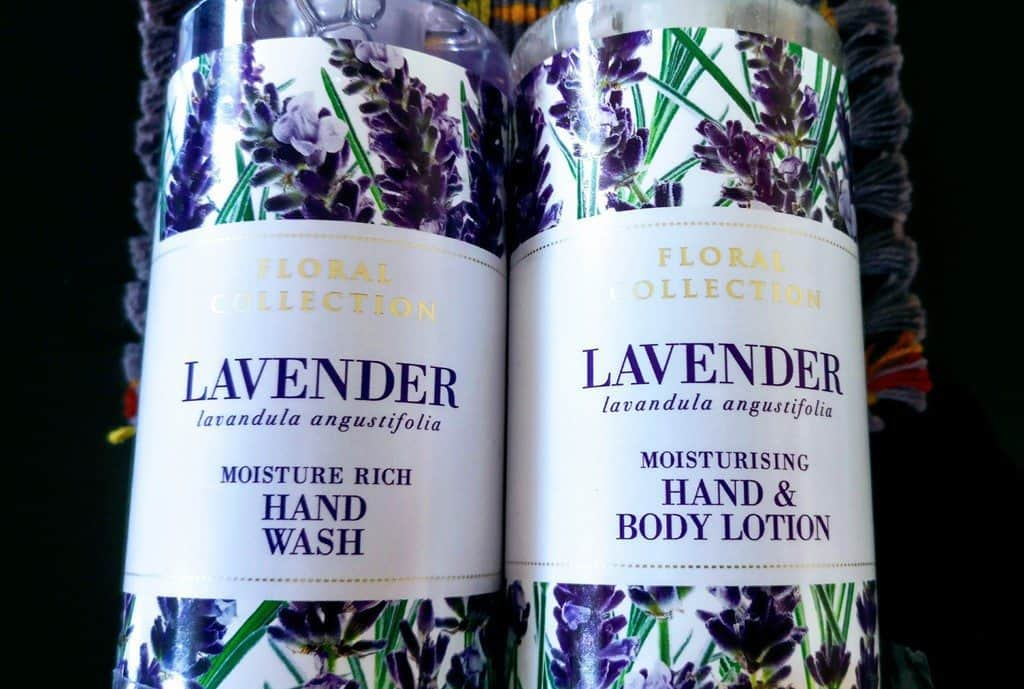 Marks and Spencer's Lavender Twin Rack Duo Floral Collection Review
