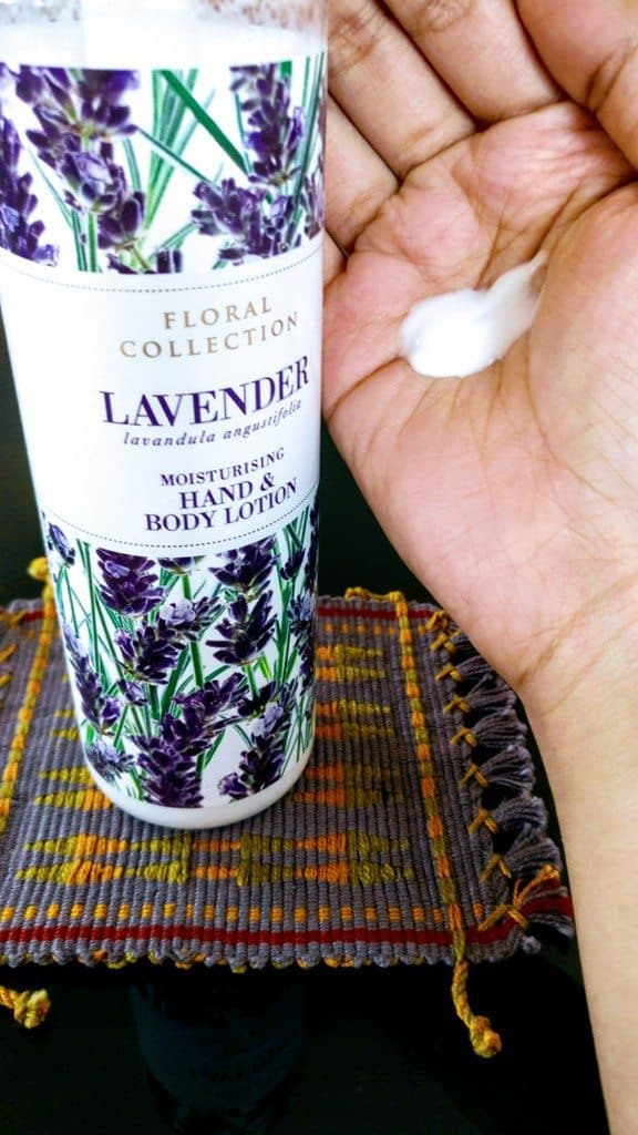 Marks and Spencer's Lavender Twin Rack Duo Floral Collection Review 4
