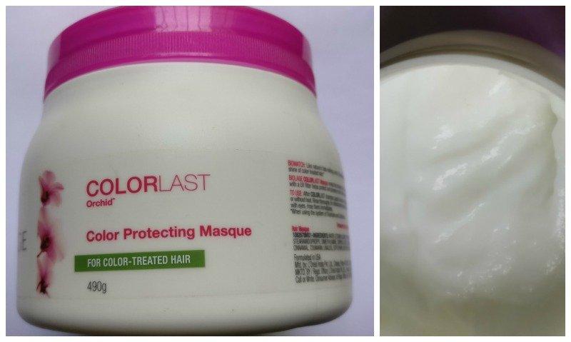Matrix Biolage Colorlast Masque Review
