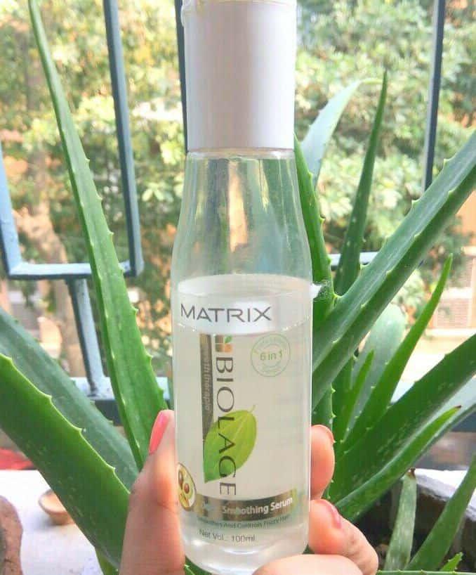 Matrix Biolage Hair Smoothening Serum