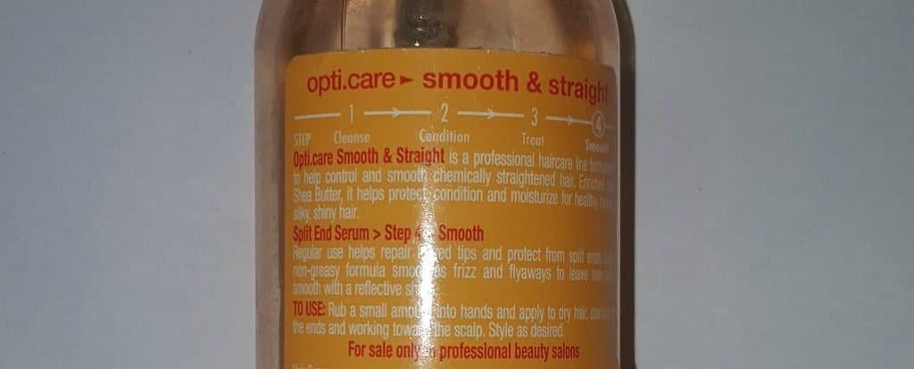 Matrix Opti Care Professional Split End Serum 1