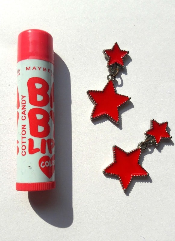 Maybelline Baby Lips Candy Rush Cotton Candy Lip Balm
