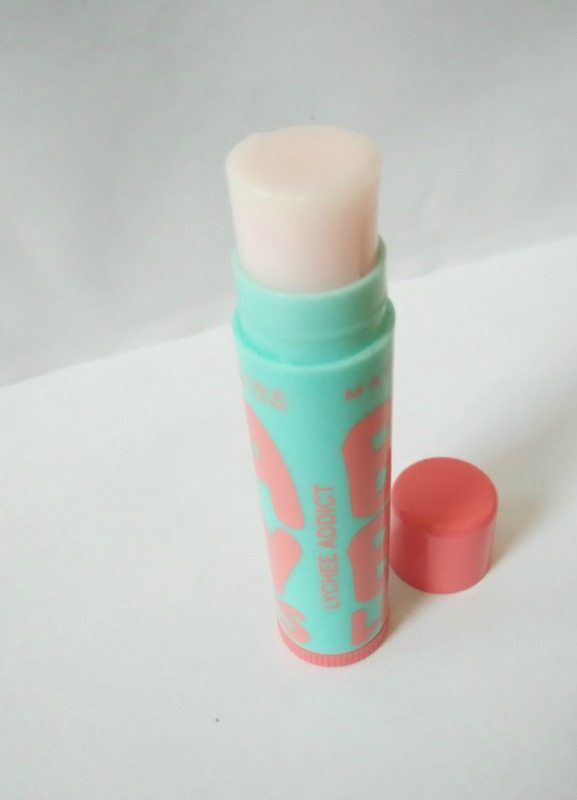 Maybelline Baby Lips Lychee Addict Lip Balm Review 3