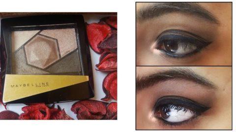 Maybelline Color Sensational Eyeshadow Palette Rose Quartz Pink 5
