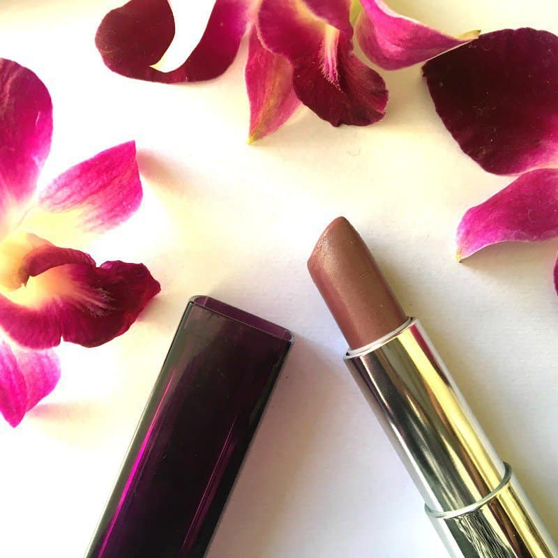 Maybelline Color Sensational Lipstick On the Mauve 445