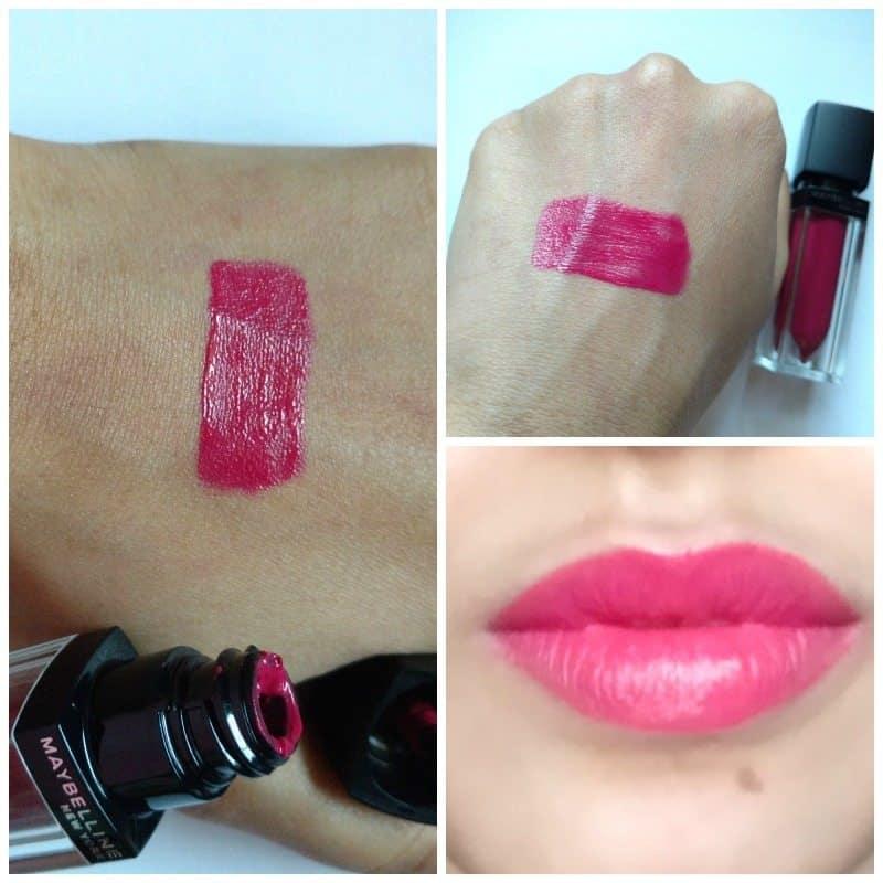Maybelline Color Sensational Velvet Matte Lipstick Mat 6 4