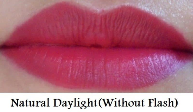 Maybelline Colorshow Bright Mattes Lipstick Brilliant Red M214 7
