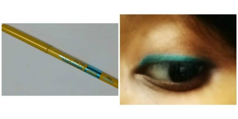 Maybelline Colossal Kajal Turquoise 3