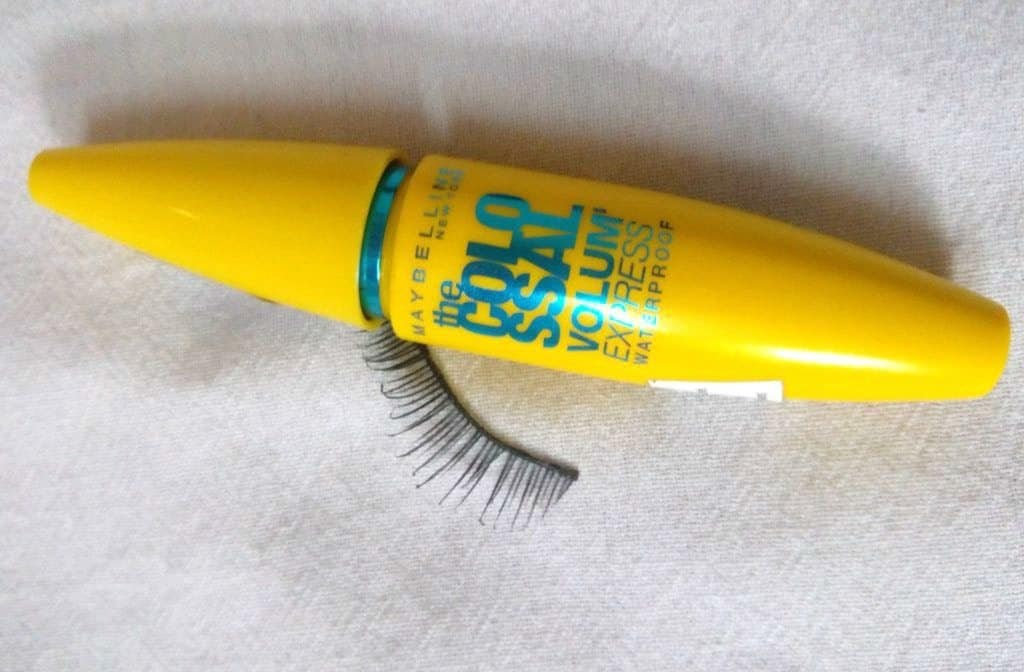 Maybelline Colossal Volum Express Waterproof Mascara Review