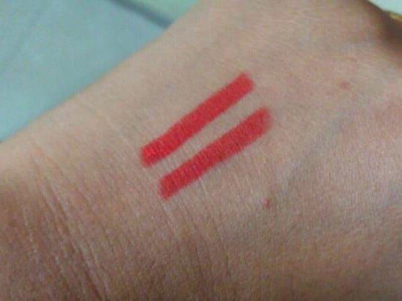 Maybelline Colour Sensational Lip Gradation Orange 1 3