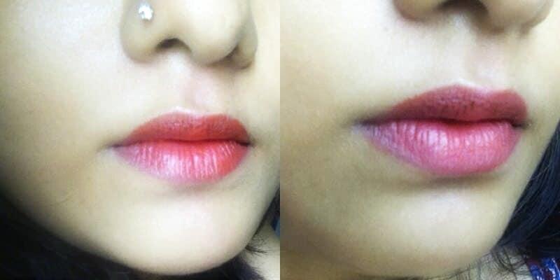 Maybelline Colour Sensational Lip Gradation Orange 1 6