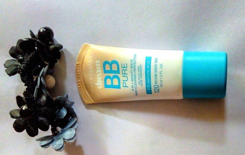 Maybelline Dream BB Pure 8 In 1 Beauty Balm And Skin Clearing Perfector
