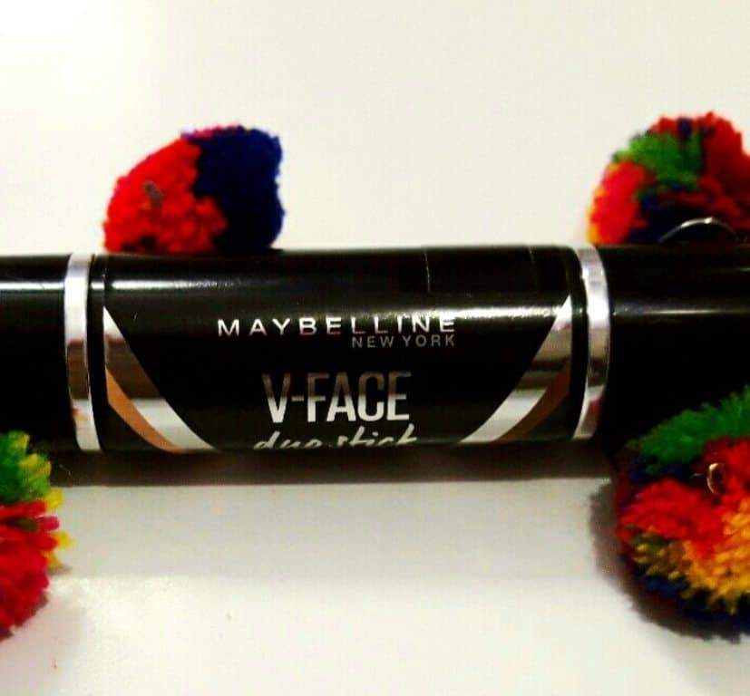Maybelline Face Studio V Face Duo Stick Medium to Dark Review 6